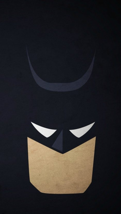 Batman Minimal iPhone Wallpaper iphoneswallpapers com