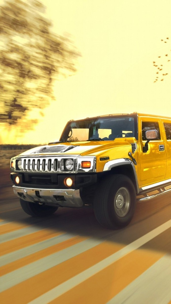 Hummer iPhone wallpaper iphoneswallpapers com