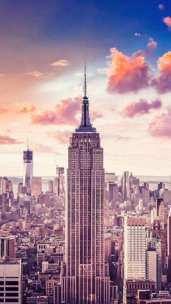 New York World HD iPhone wallpaper iphoneswallpapers com