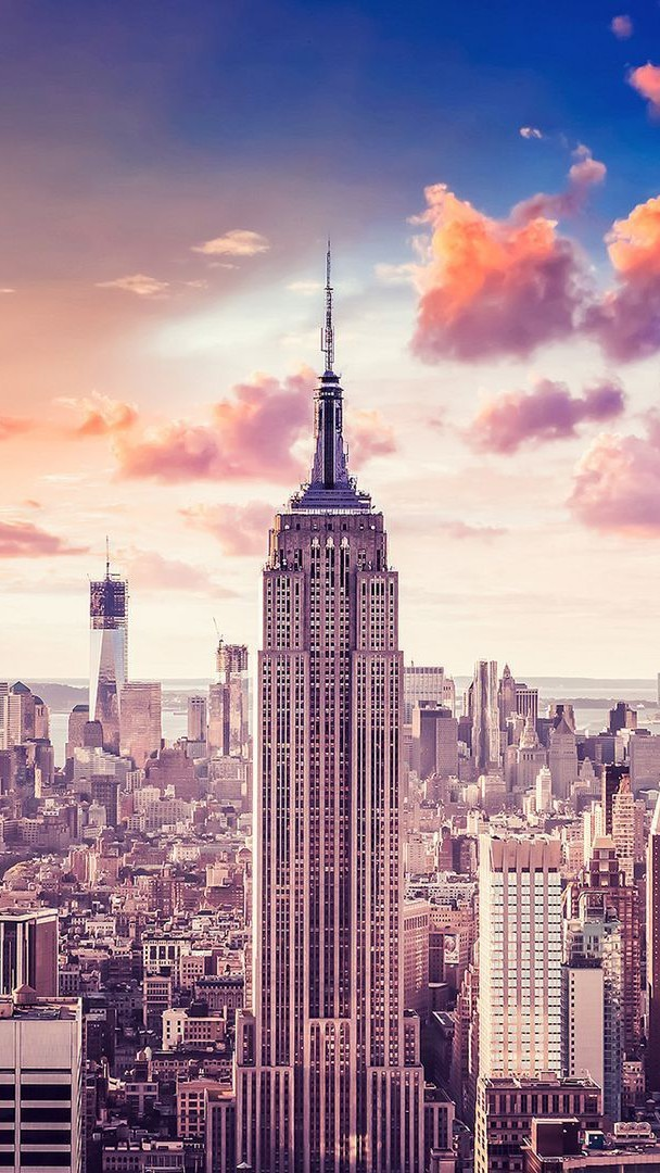 New York World HD iPhone wallpaper iphoneswallpapers com
