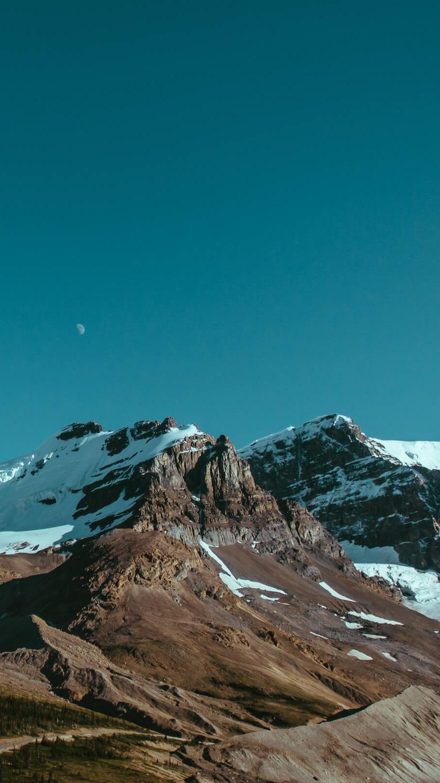 Jasper National Park Rocky Mountains Iphone Wallpaper