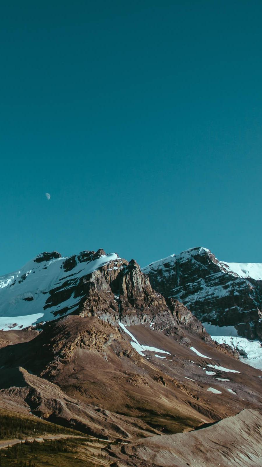 Jasper National Park Rocky Mountains Iphone Wallpaper