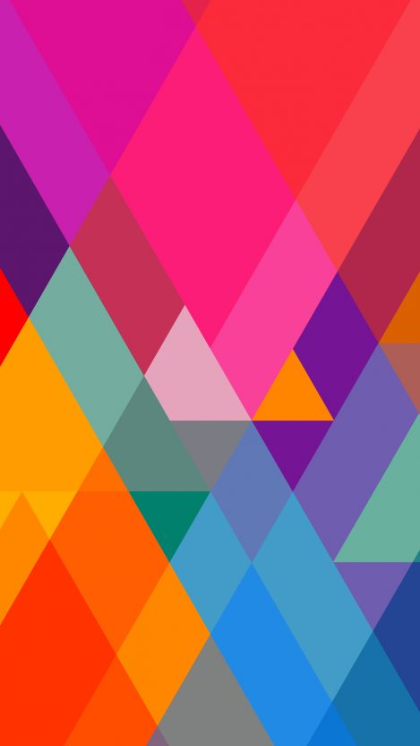 Material Design Abstract Triangles iPhone Wallpaper iphoneswallpapers com