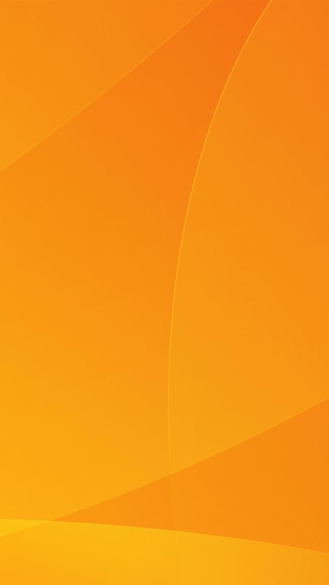 orange wave wallpaper - photo #21