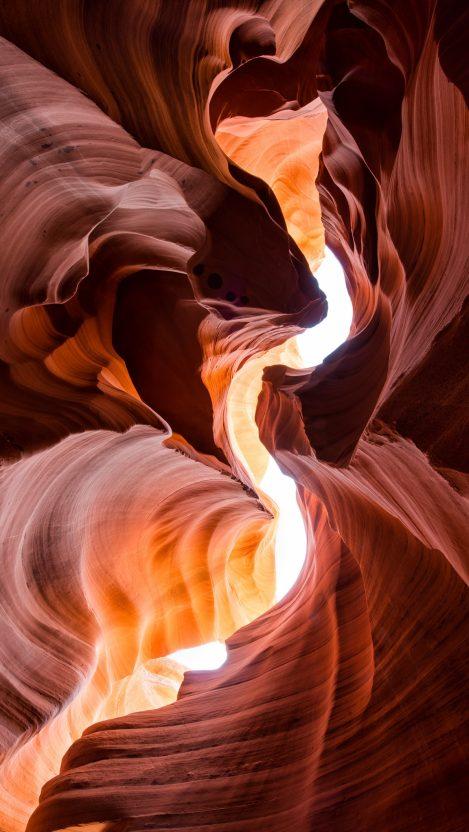 Canyon Rocks iPhone Wallpaper iphoneswallpapers com