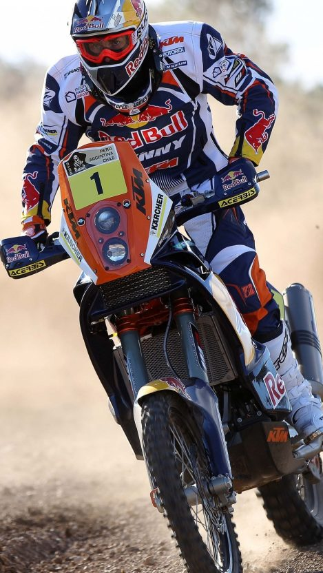 Dakar Rally Racer iPhone Wallpaper iphoneswallpapers com