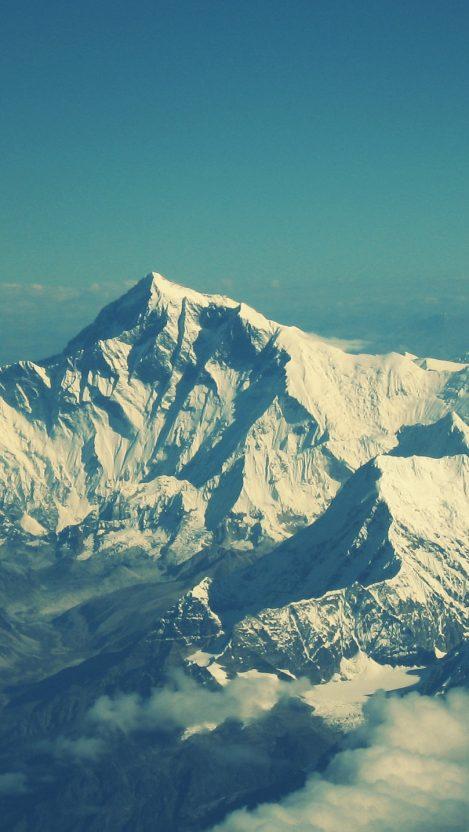 Himaliyas Mountains iPhone Wallpaper iphoneswallpapers com