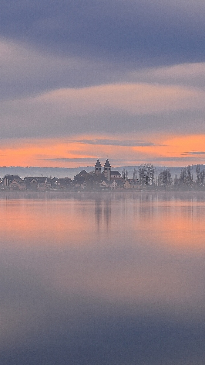 Lake Constance Germany iPhone Wallpaper iphoneswallpapers com