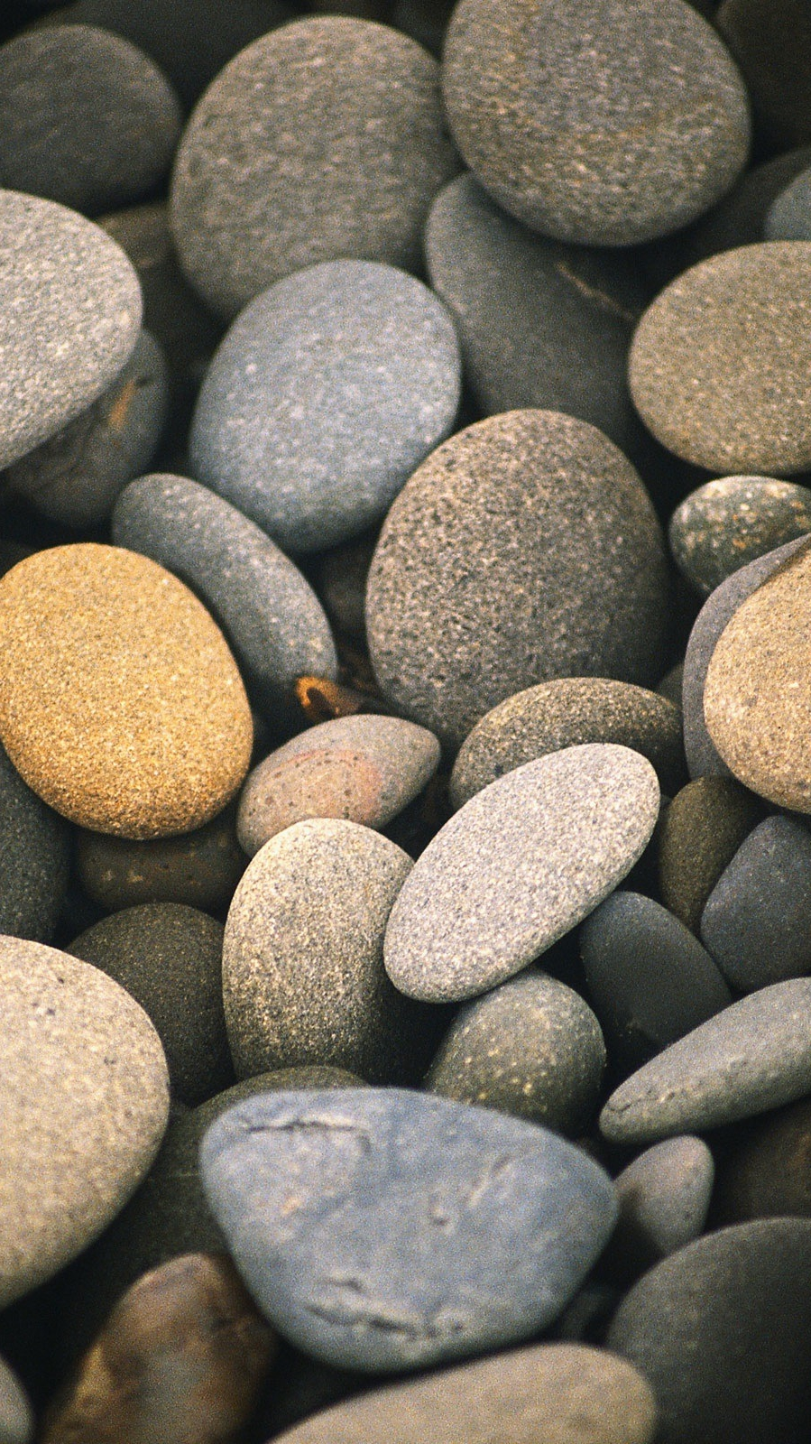 Minimalistic Nature Pebbles iPhone Wallpaper iphoneswallpapers com