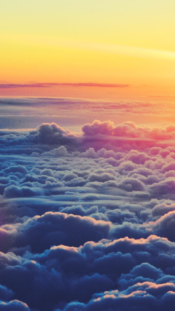 cloud skyscapes iPhone Wallpaper iphoneswallpapers com