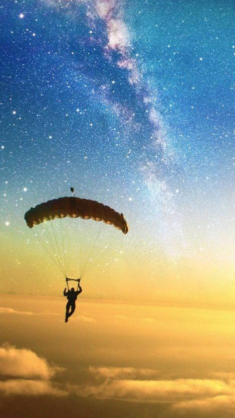 Paraglyding Adventures HD iPhone Wallpaper iphoneswallpapers com