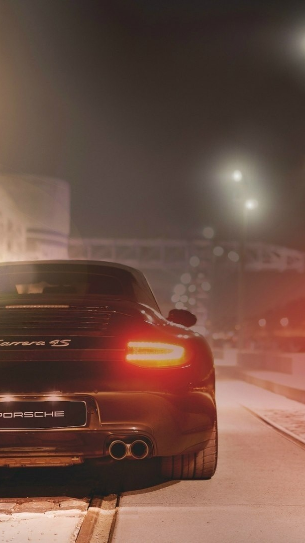 Luxury Sports Cars >> Porsche-Carrera-4S-iPhone-Wallpaper - iPhone Wallpapers