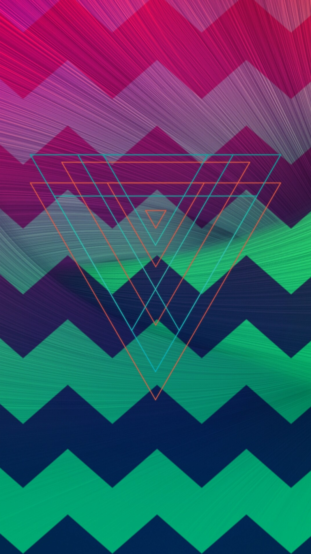 Triangle-Art-Wallpaper-iPhone-Wallpaper - iPhone Wallpapers