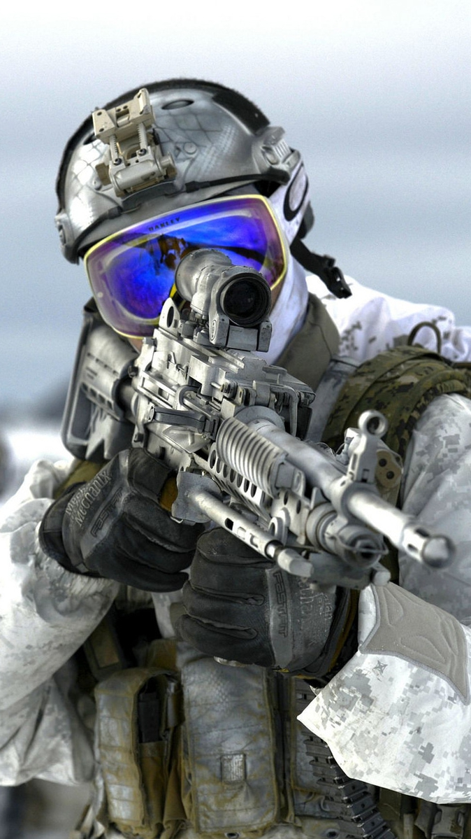 United-States-Army-Navy-Seal-Soldier-iPhone-Wallpaper ... Army Special Forces Weapons
