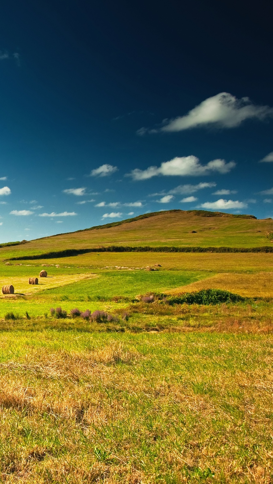 Great City Cars >> Village-green-landscape-meadow-great-view-iPhone-Wallpaper ...
