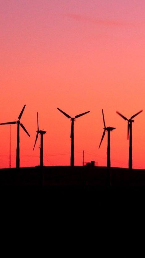Windmills Wallpaper iPhone Wallpaper iphoneswallpapers com