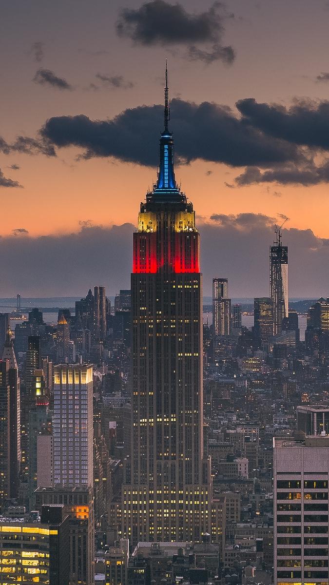 Usa Island New York Manhattan Iphone Wallpaper Iphone