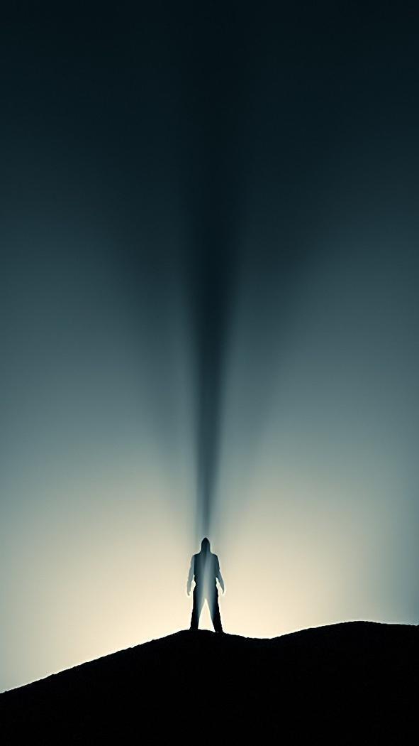 Shadow of men iPhone Wallpaper iphoneswallpapers com