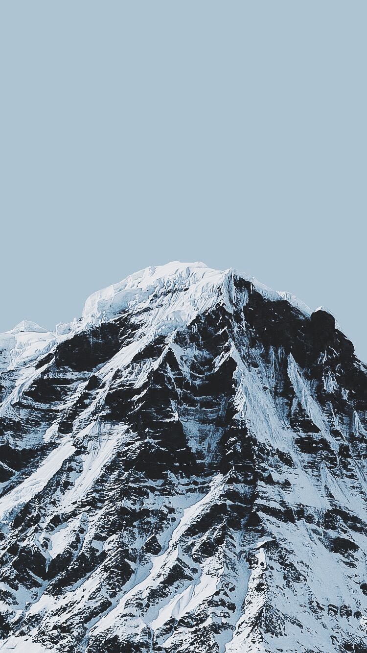 Alps Ice Mountains Iphone Wallpaper Iphone Wallpapers