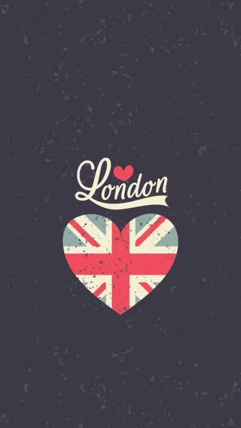 I Love London iPhone Wallpaper iphoneswallpapers com