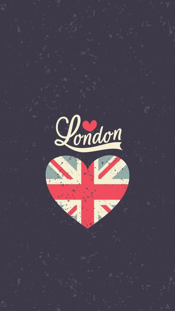 I Love London iPhone Wallpaper iphoneswallpapers com