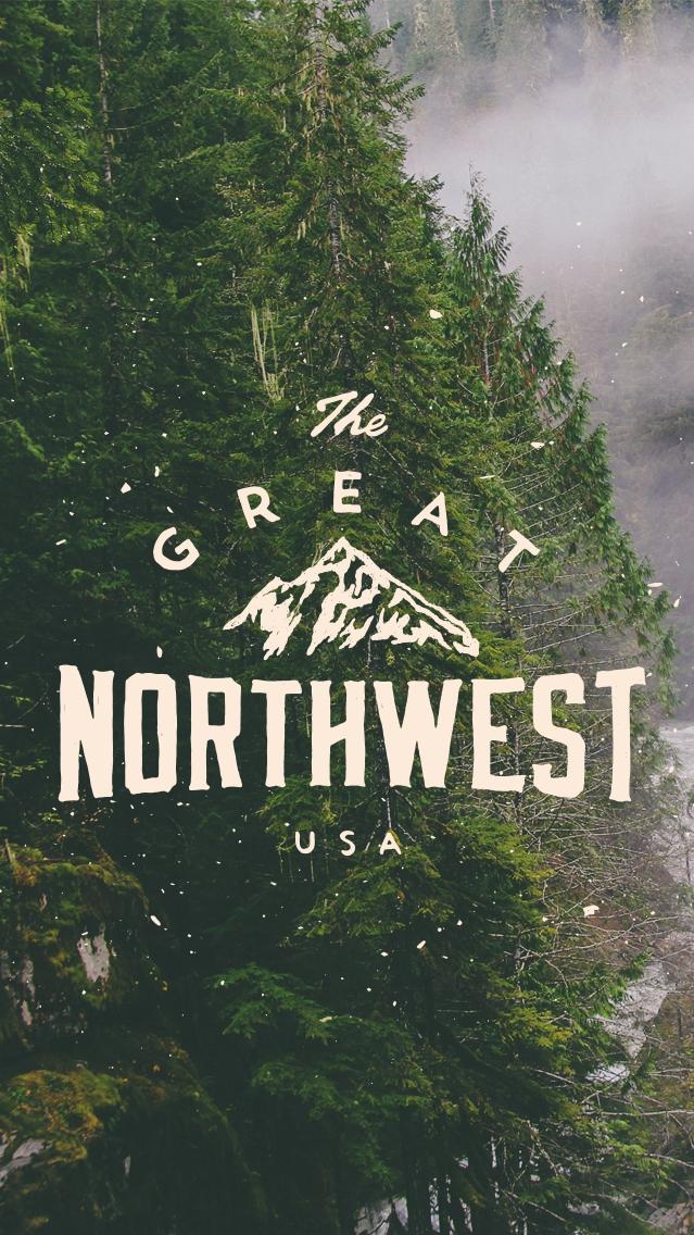 Northwest USA iPhone Wallpaper iphoneswallpapers com