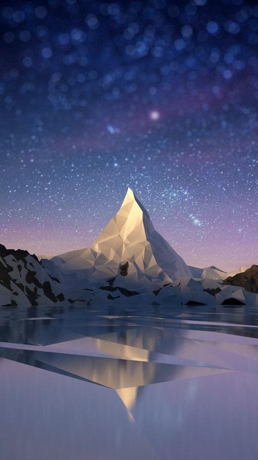 polygon mountain wallpaper - photo #17