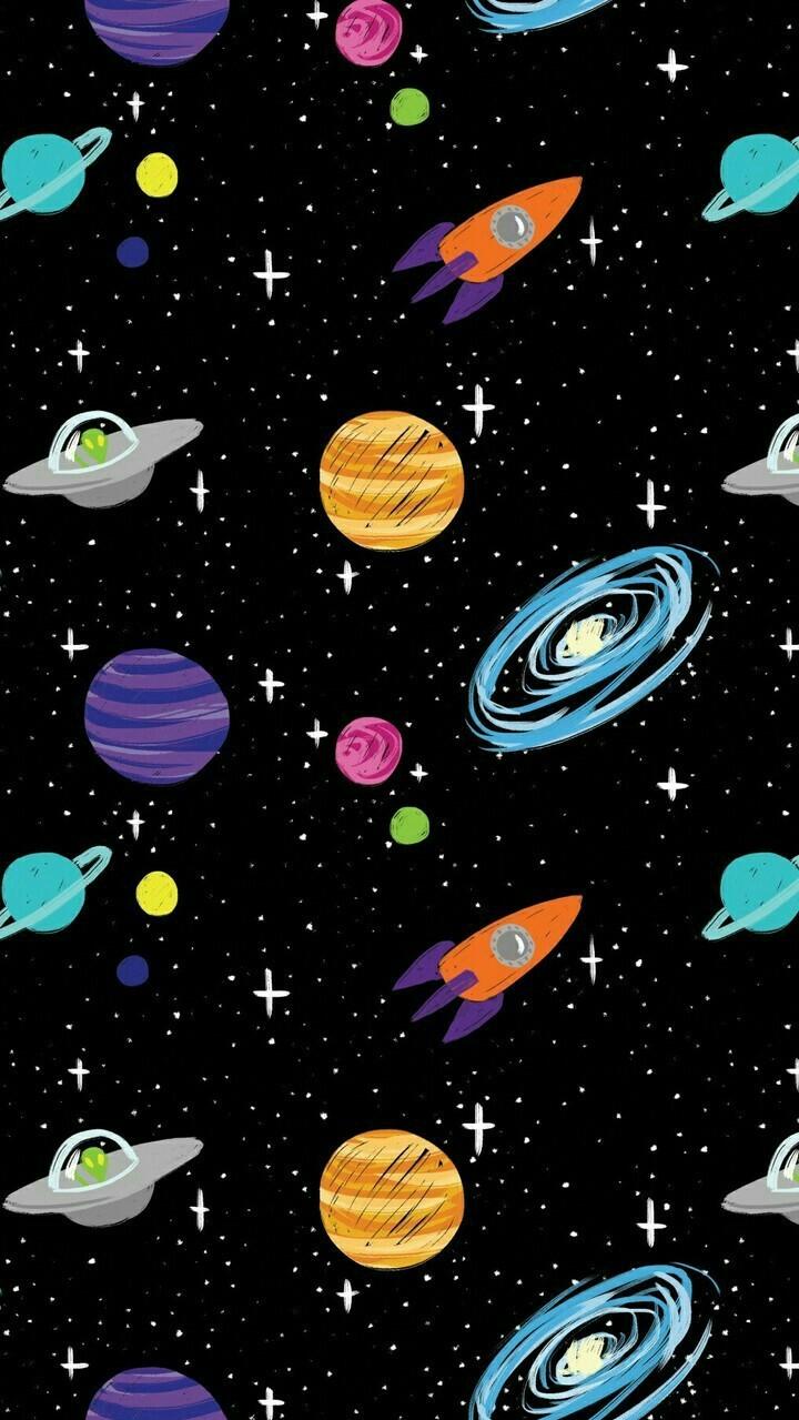 space girl cartoon wallpaper - photo #6