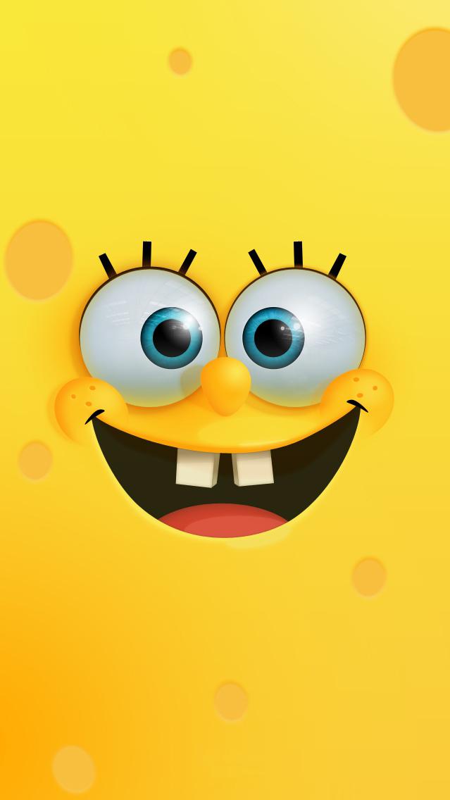 Spongebob iPhone Wallpaper iphoneswallpapers com