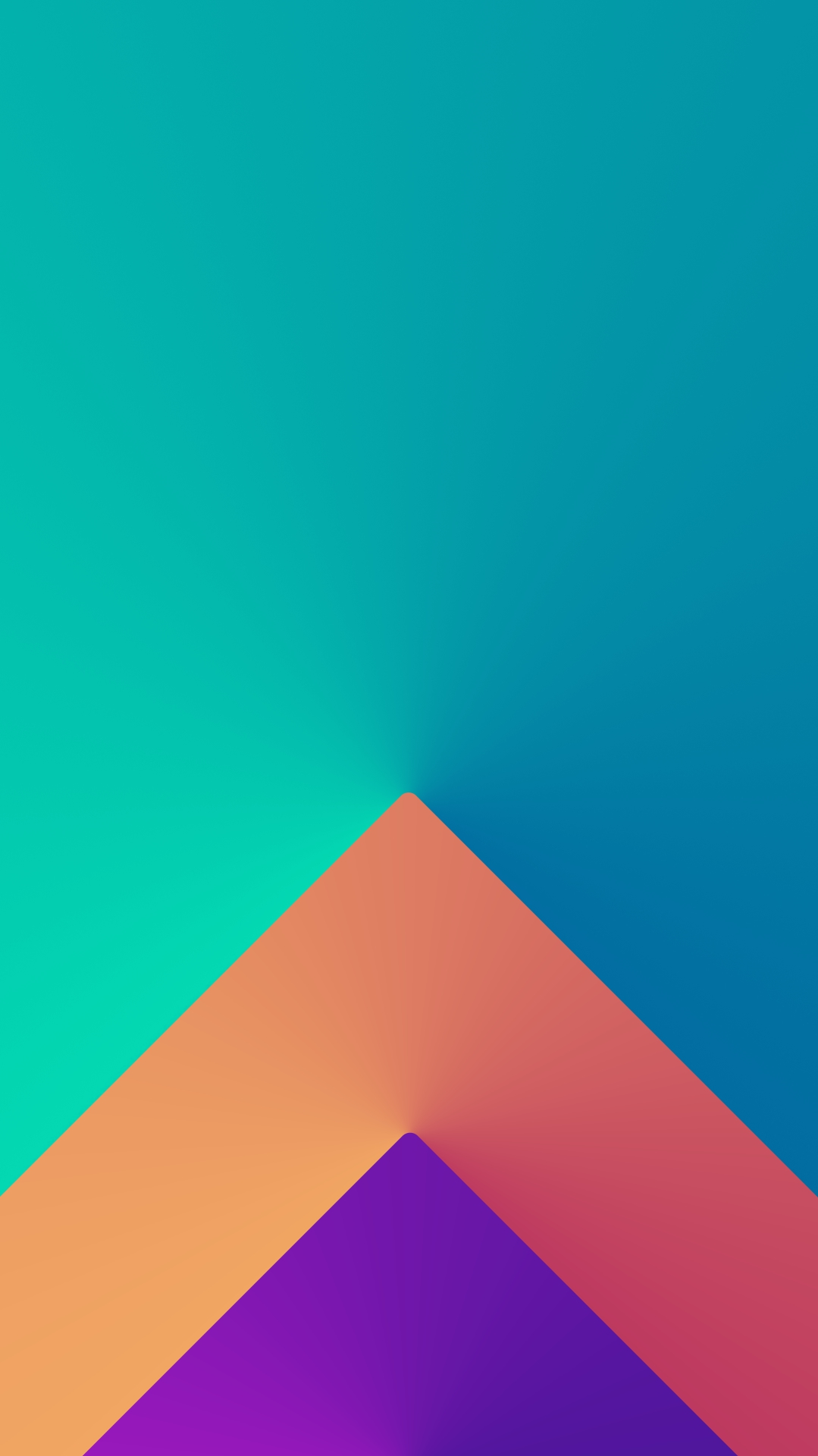Triangle Colours 3D iPhone Wallpaper iphoneswallpapers com
