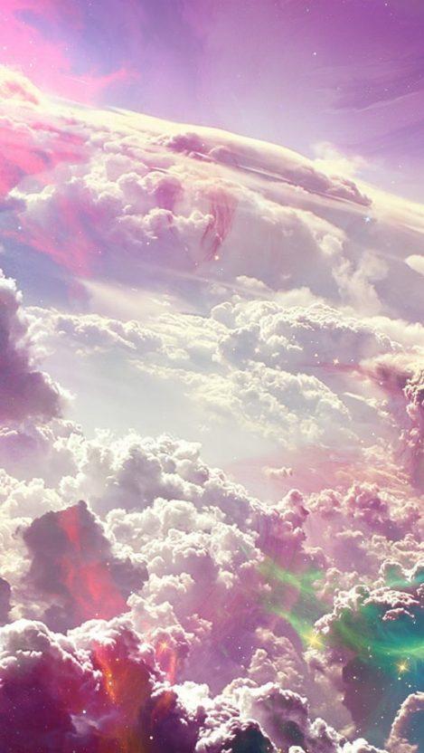 Alone men artistic iphone wallpaper iphone wallpapers - Galaxy cloud wallpaper ...