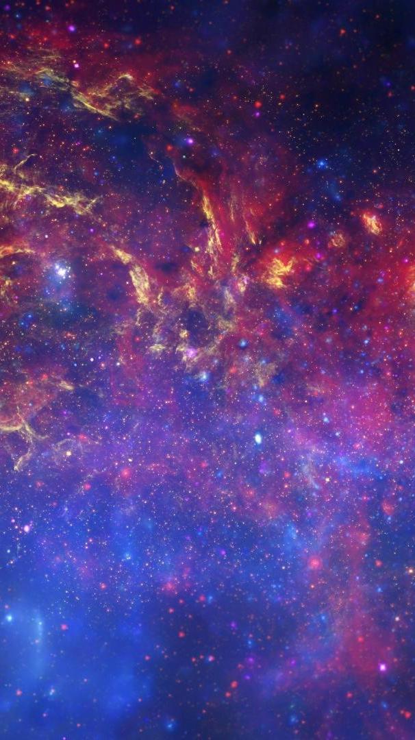 Universe Nebula Stars iPhone Wallpaper iphoneswallpapers com