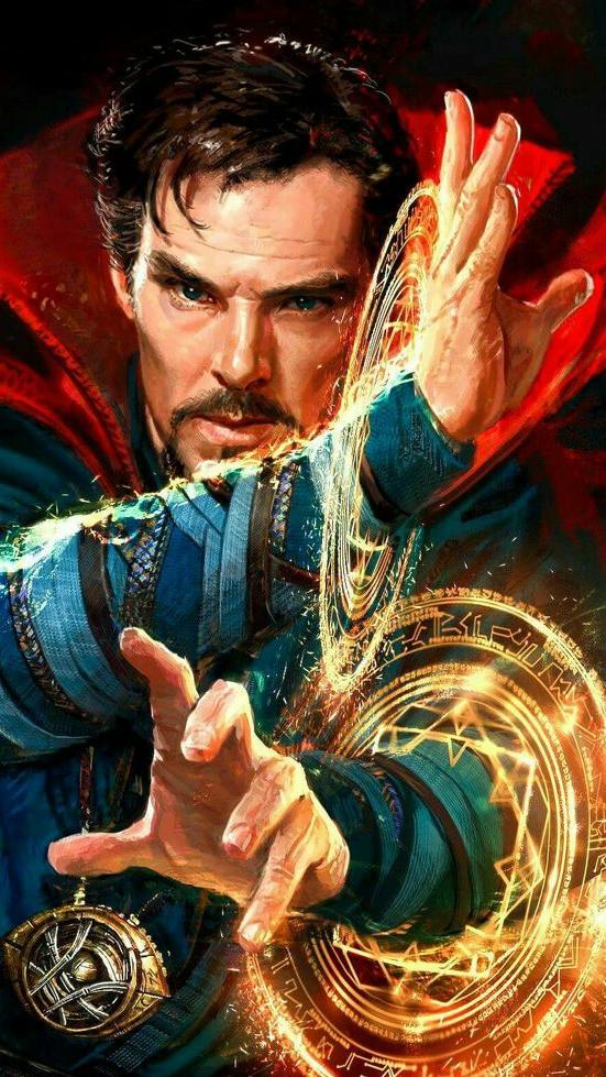 Doctor Strange Benedict Cumberbatch iPhone Wallpaper iphoneswallpapers com
