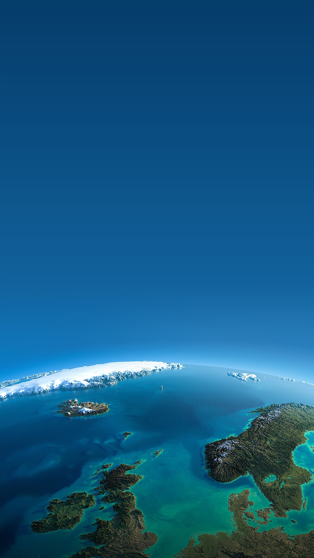 Earth View Iphone Wallpaper