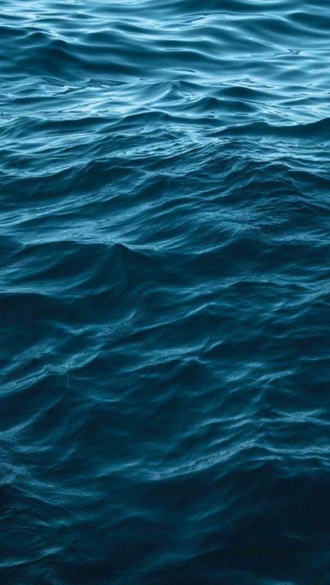 Blue Water IPhone Wallpaper