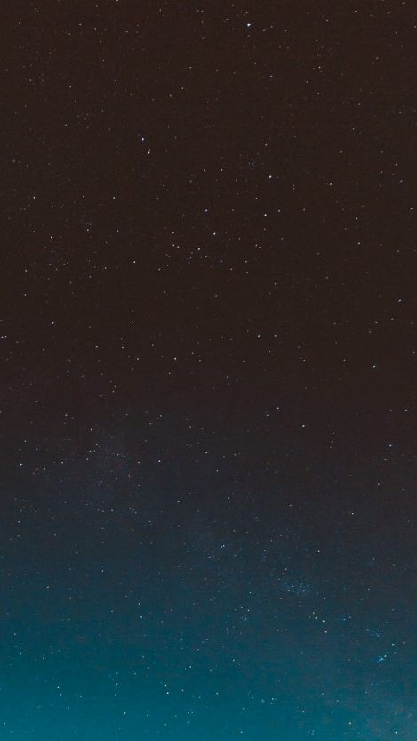 Dark Night Galaxy Stars IPhone Wallpaper