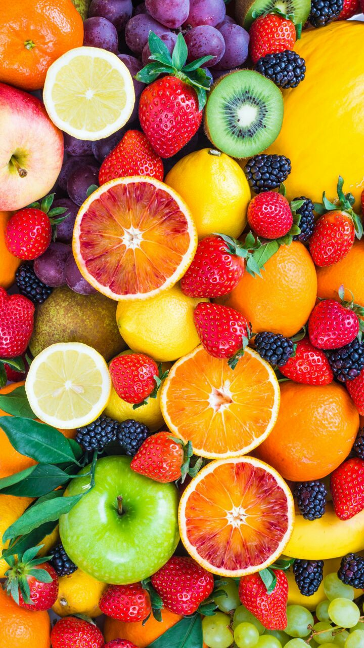 Fresh-Fruits-iPhone-Wallpaper - iPhone Wallpapers