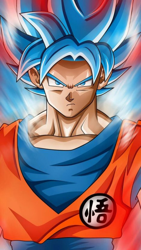 4k Dragon Ball Z Wallpaper Iphone