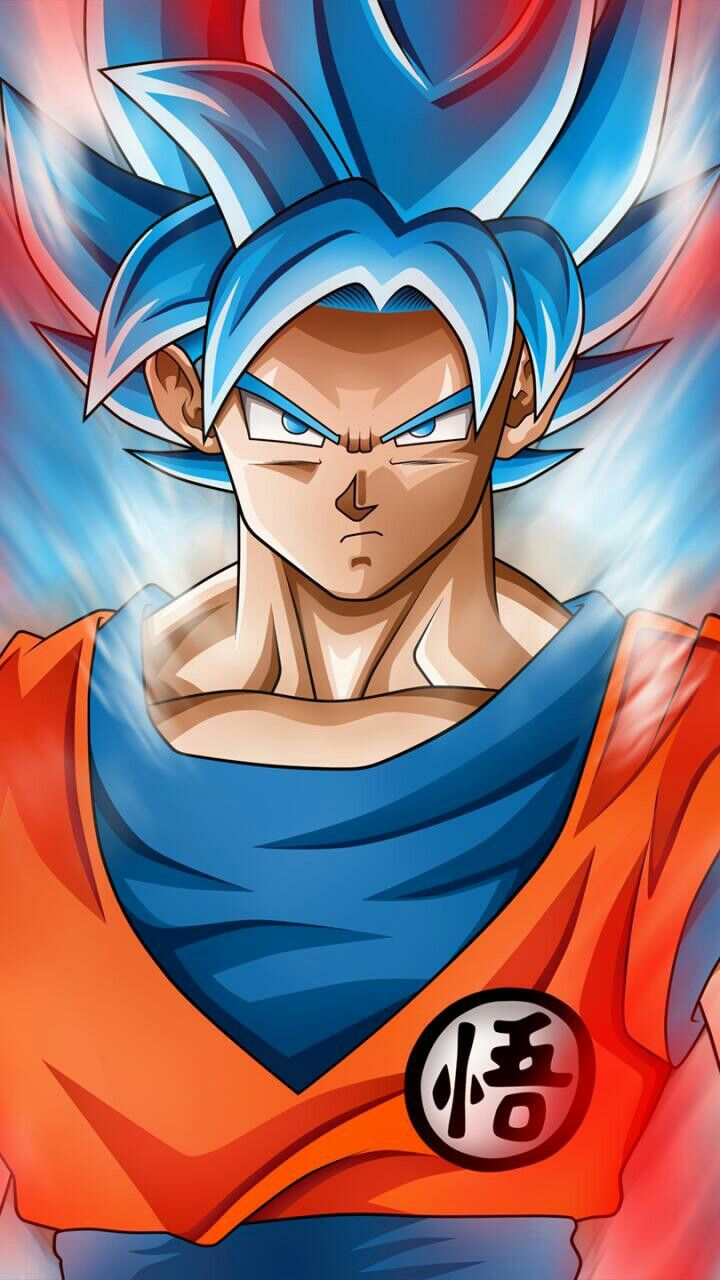 Goku Dragon Ball Z iPhone Wallpaper iphoneswallpapers com