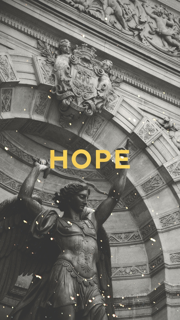 Hope iPhone Wallpaper iphoneswallpapers com