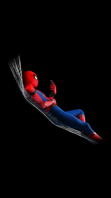 Download Spiderman Wallpapers For Iphone Desktop