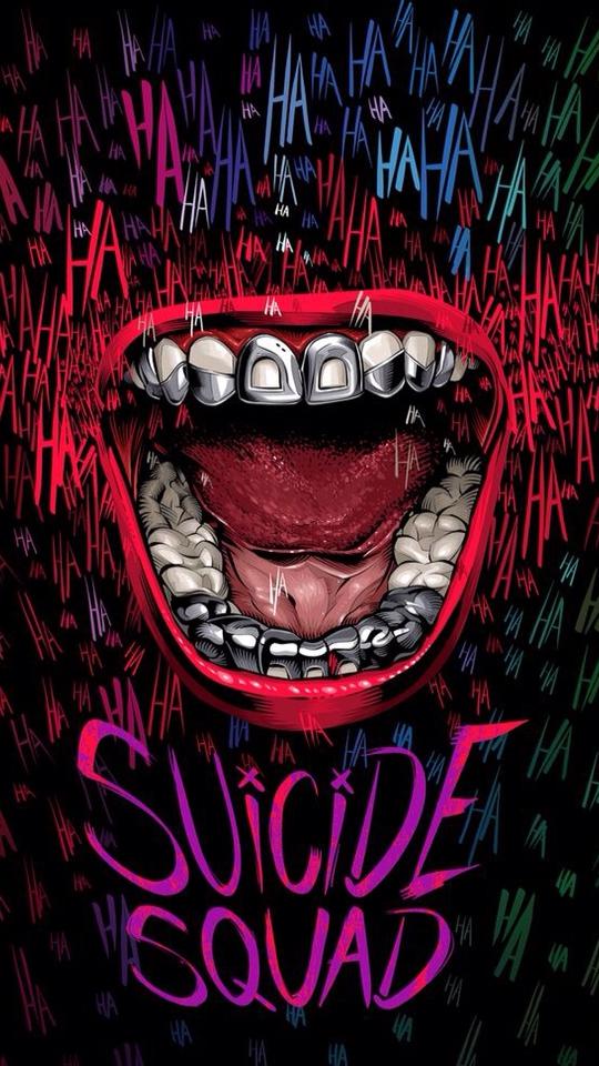 Suicide Squad Joker iPhone Wallpaper iphoneswallpapers com