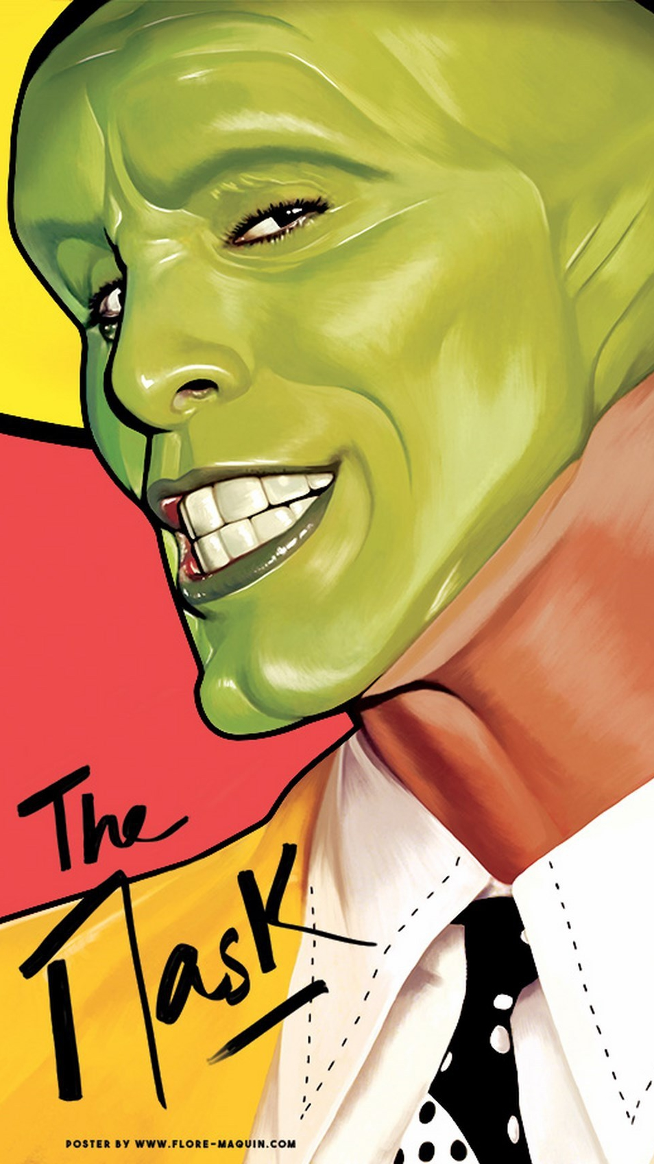 the-mask-jim-carrey-iphone-wallpaper