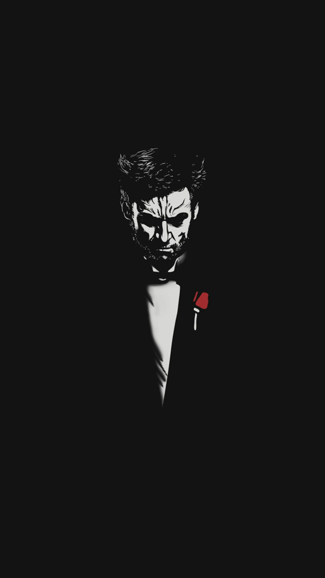 The Wolverine iPhone Wallpaper iphoneswallpapers com