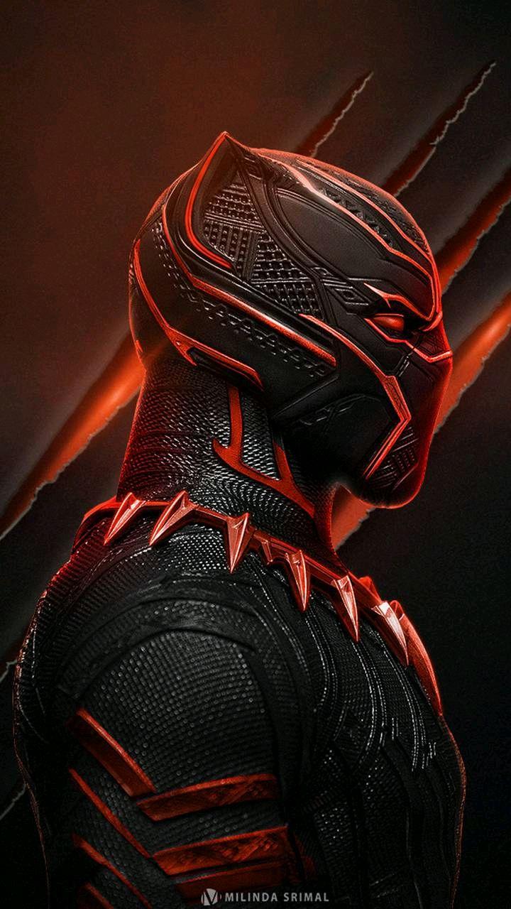 Black Panther Art iPhone Wallpaper iphoneswallpapers com