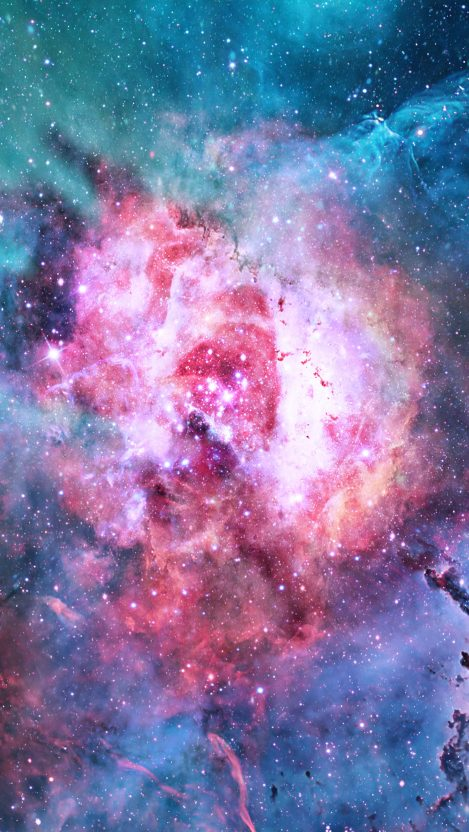 Cosmos Space Stars iPhone Wallpaper iphoneswallpapers com