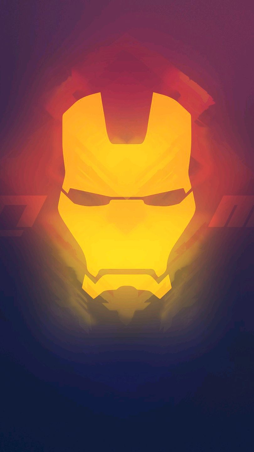 Ironman Mask iPhone Wallpaper iphoneswallpapers com