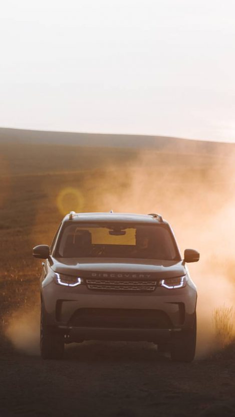 Land Rover Discovery Offroad iPhone Wallpaper iphoneswallpapers com