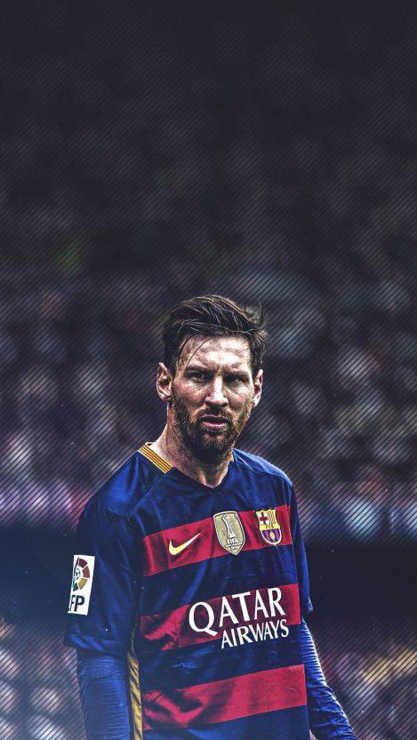 Messi iPhone Wallpaper iphoneswallpapers com