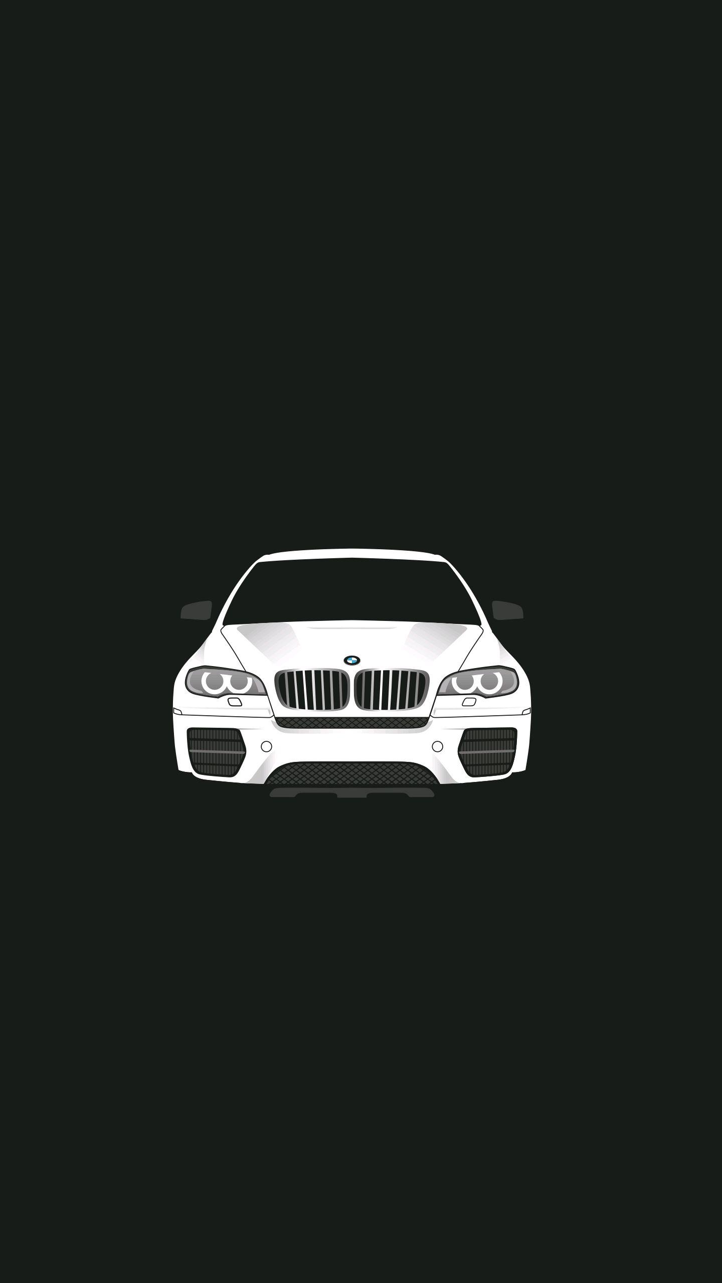 Minimal BMW Car iPhone Wallpaper iphoneswallpapers com